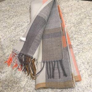 Beautiful multi color scarf